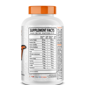 MELT-THERMOGENIC METABOLIC BOOSTER