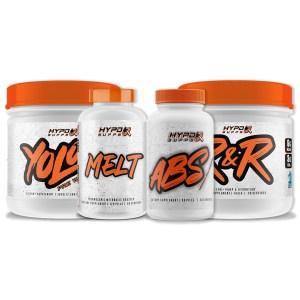 YOLO + R&R + MELT + ABS